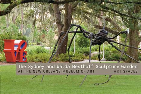 Sculpture Garden Background Noma New Orleans Museum Of Art
