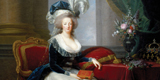 Portrait-of-Marie-Antoinette-Queen-of-France