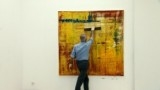 Screening-Gerhard-Richter-Painting