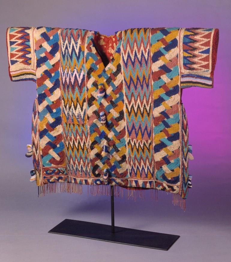 King's Tunic (Agbada Ileke)