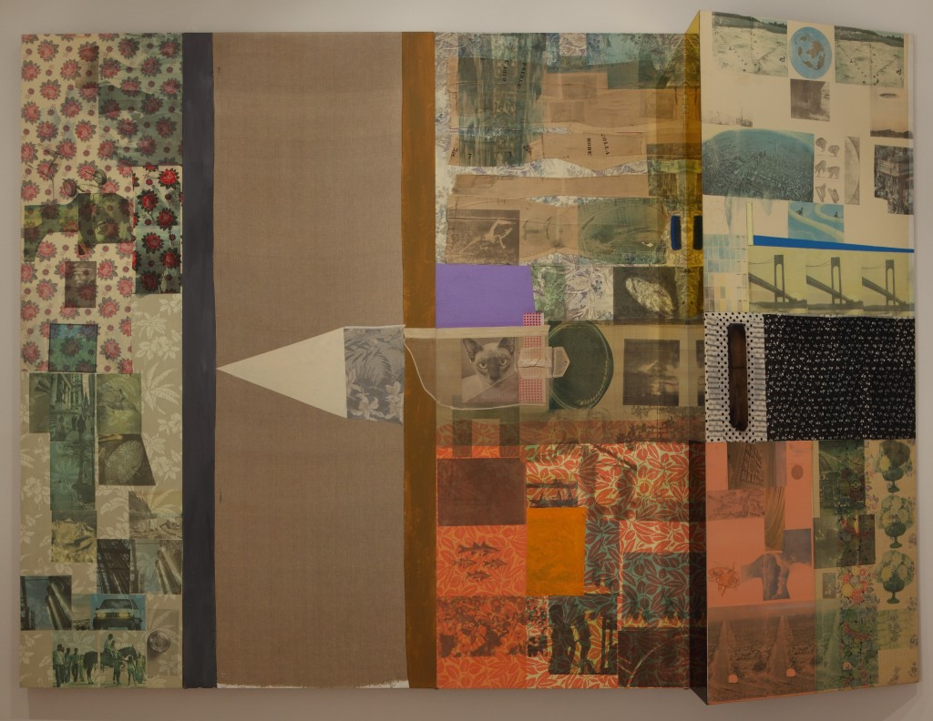 Robert Rauschenberg, American, 1925-2008 / Gift of the Robert Rauschenberg Foundation, partial gift in honor of Dora Rauschenberg, and Museum purchase with funds provided by the Helis Foundation, 2013.20