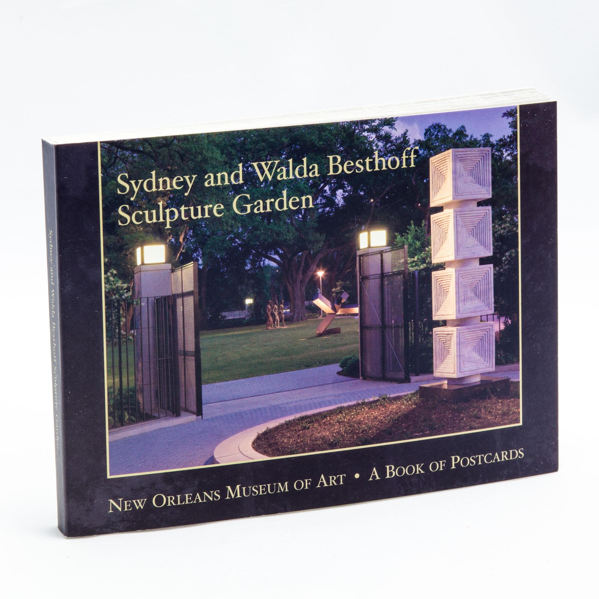 Noma sculpture garden postcards new orleans museum of art - Sydney and walda besthoff sculpture garden ...