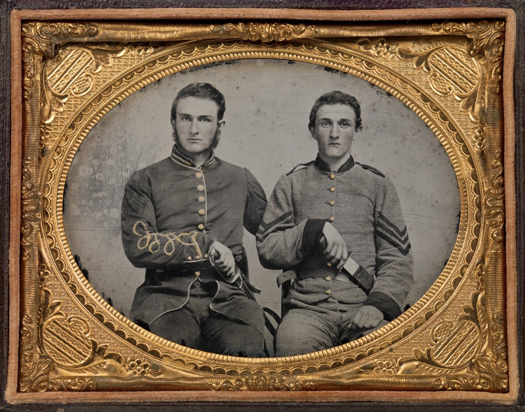 "photography and the civil war If you ever saw ken burns' ""the civil war"" documentary, you might recall it mentioned during the final episode how many photos, daguerreotypes and tintypes were destroyed after the war."