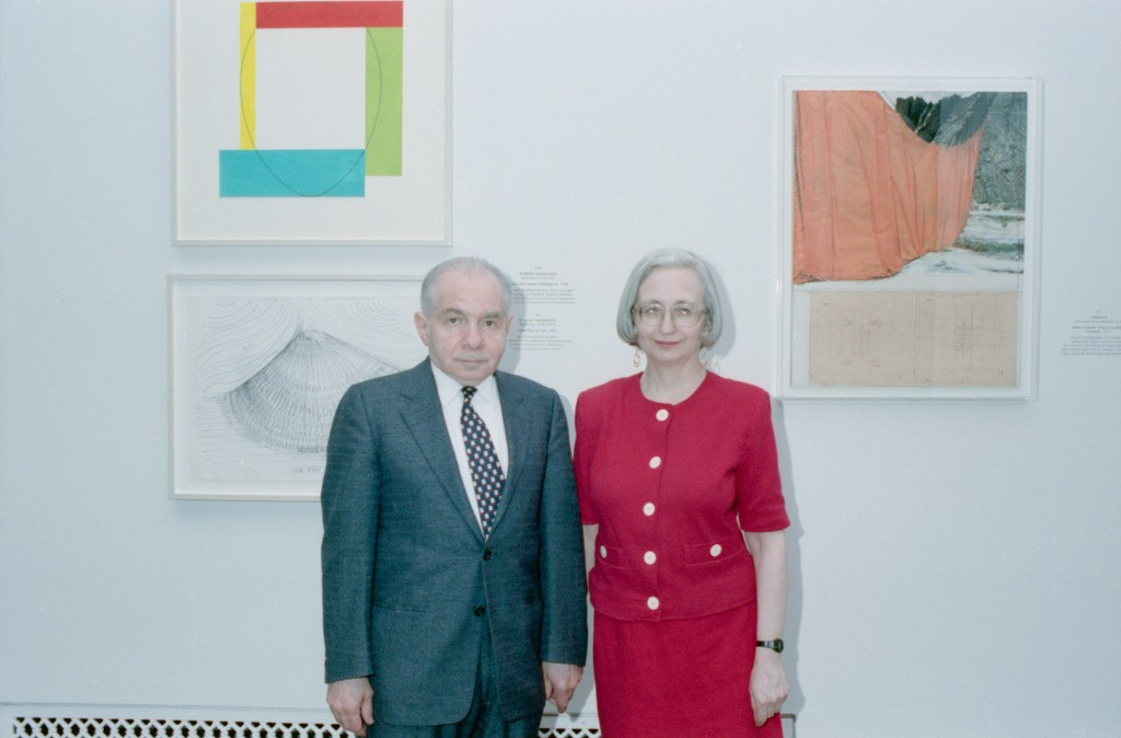 Dorothy and Herbert Vogel, National Gallery of Art