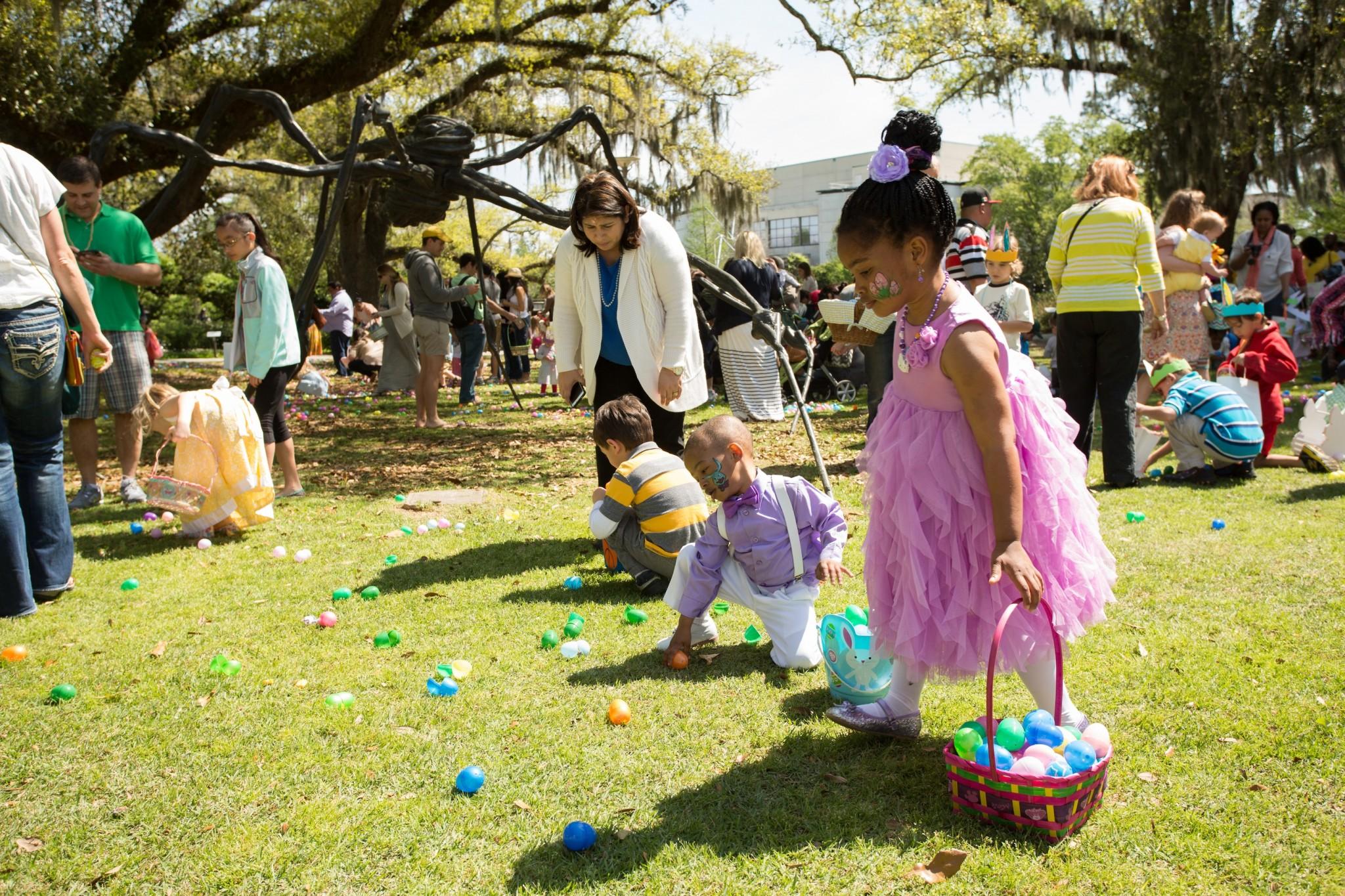 Noma Egg Hunt Family Festival Presented By Whitney Bank