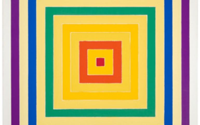 Scramble: Ascending Yellow Values, Descending Spectrum