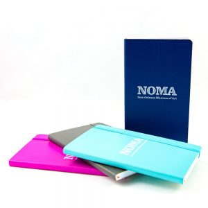 NOMA Softcover Notebook in Navy