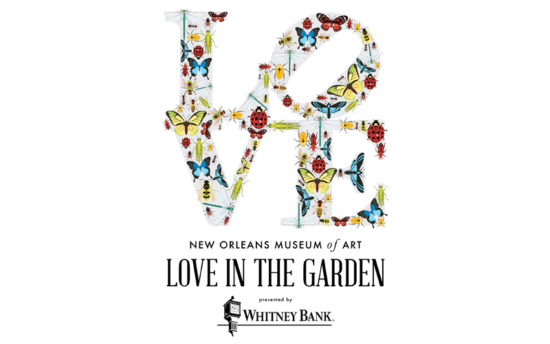 2016 Love in the Garden Event