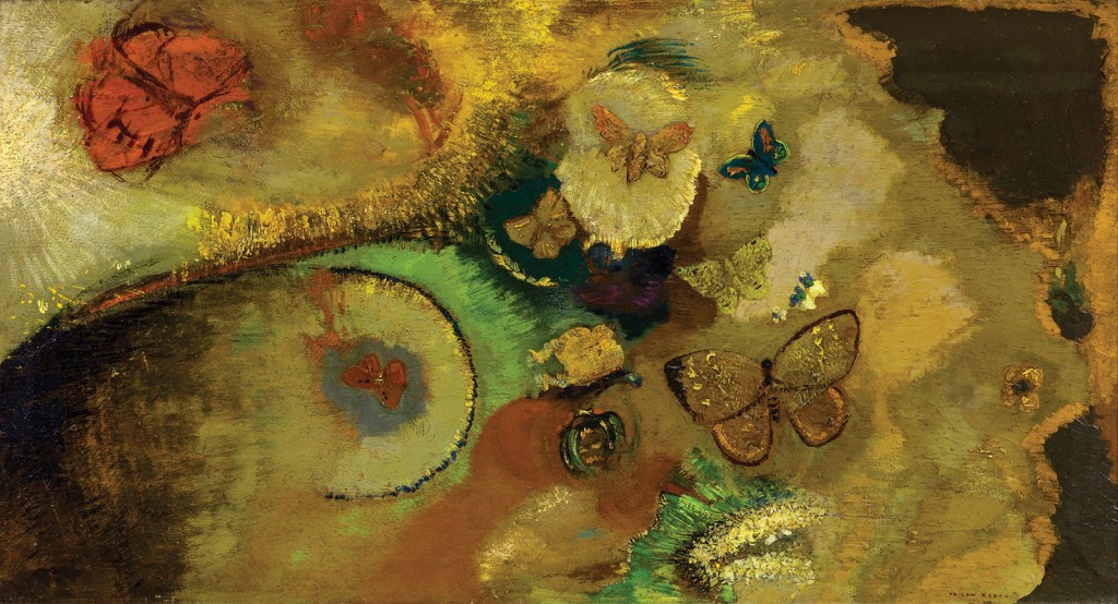 Books by Odilon Redon