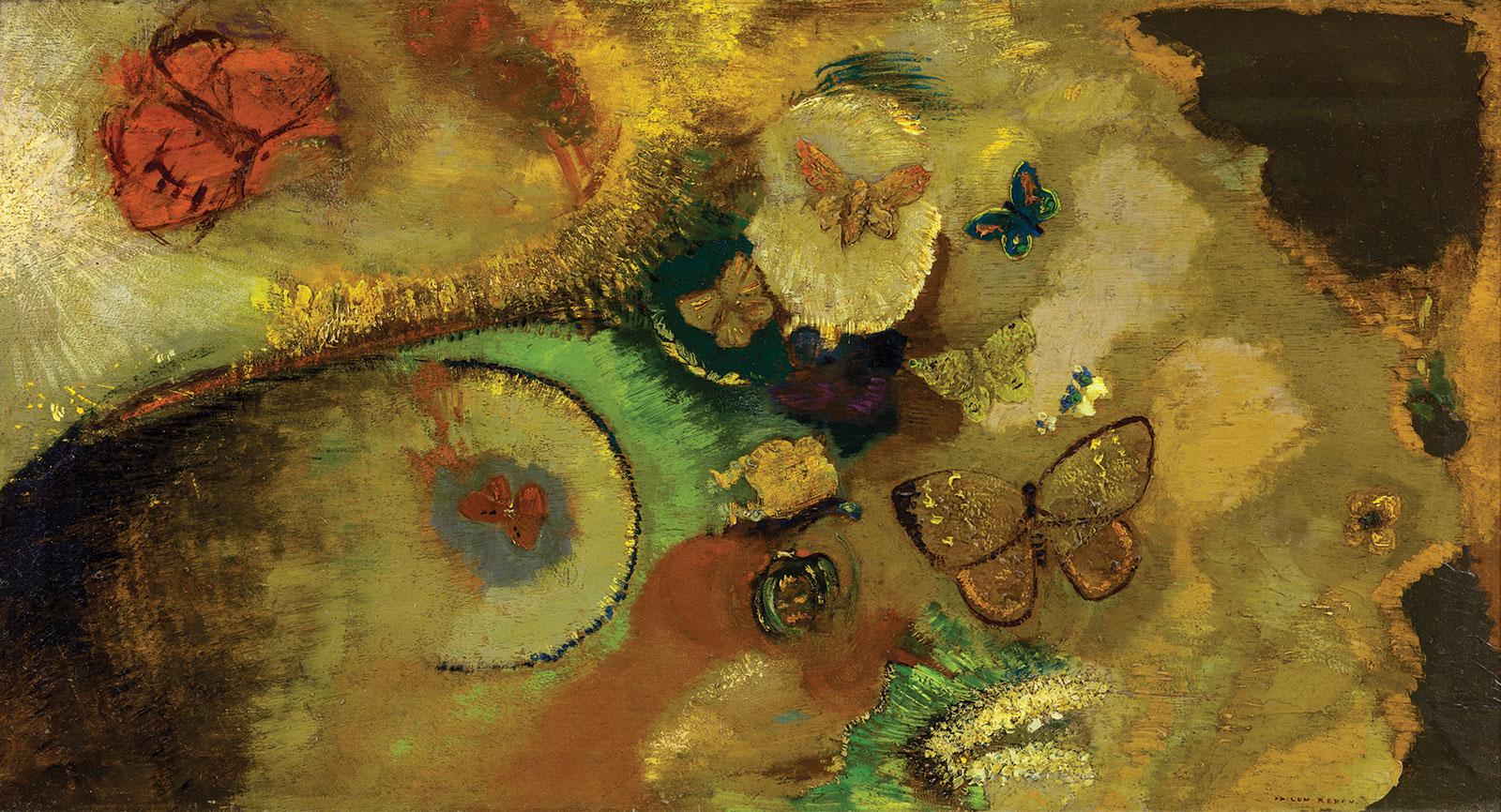 Odilon Redon: How Louisiana ancestry influenced his Symbolist art ...