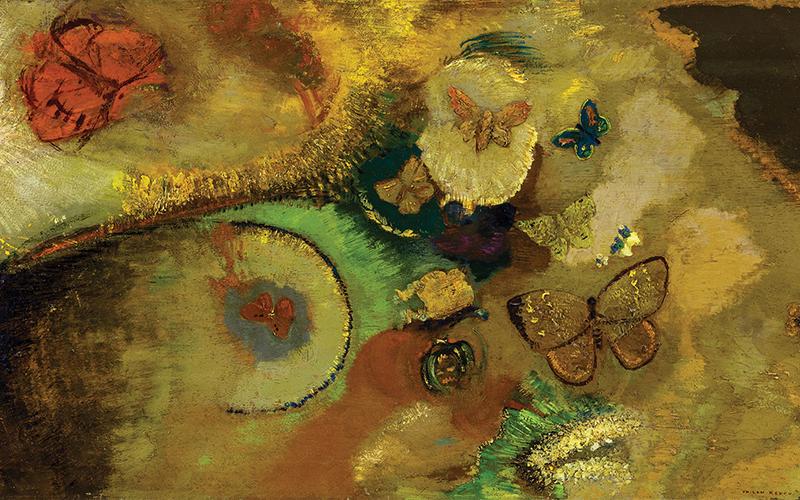 Odilon Redon: How Louisiana ancestry shaped his Symbolist art