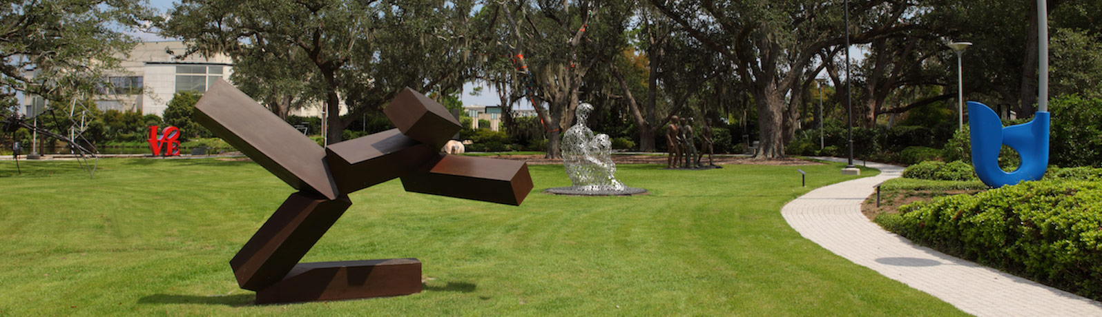 Home new orleans museum of art - Sydney and walda besthoff sculpture garden ...