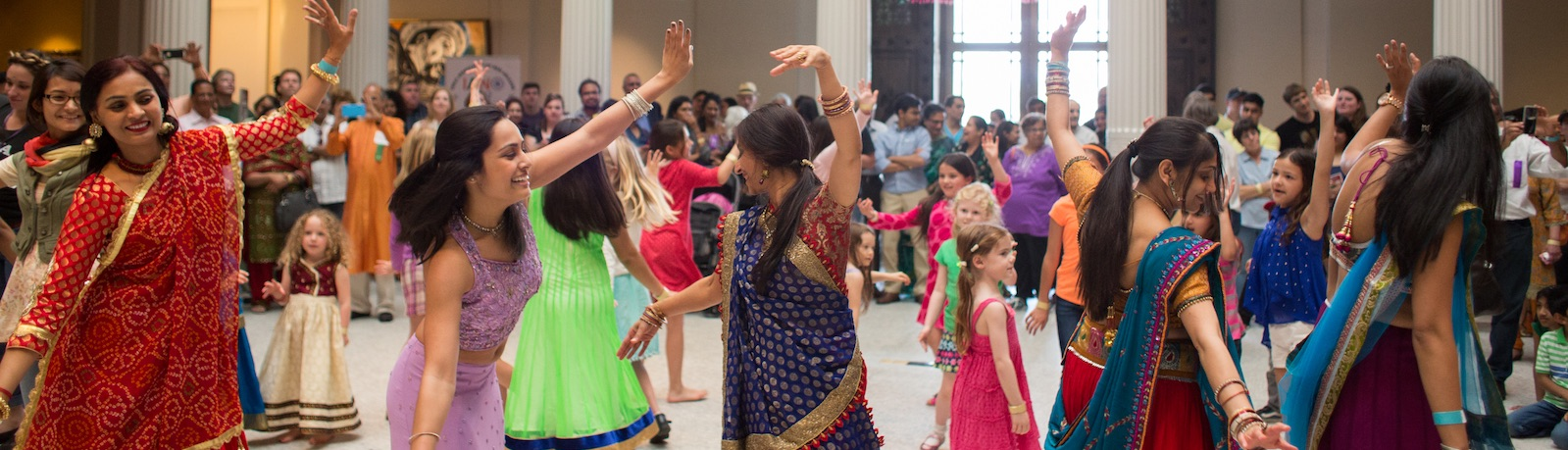 Music, dance, food, art, history — plus henna tattoos and a cricket match — on March 5th.