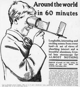 Stereoscopes: Nineteenth-Century Virtual Reality Devices
