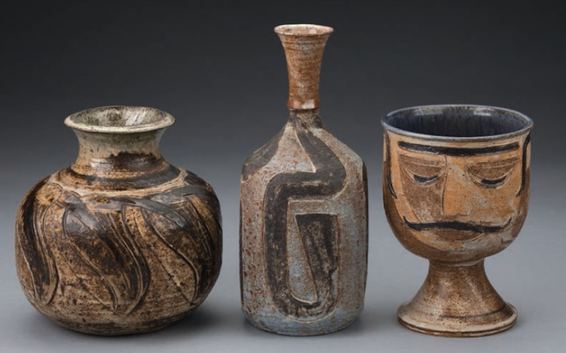 Bullard Collection showcases American Studio Ceramics