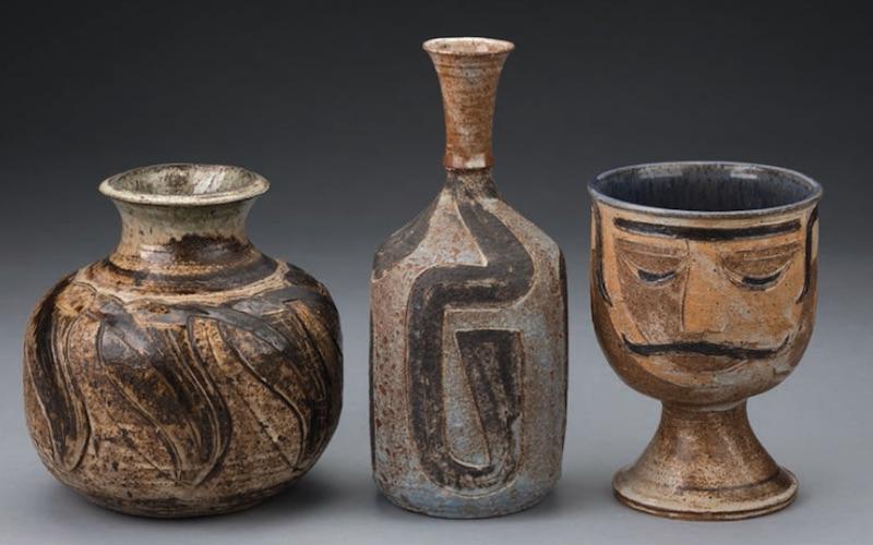 Bullard Collection showcases American Studio Ceramics