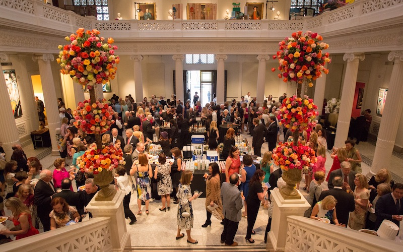 Tickets on sale now for 2018 Art in Bloom, March 14–18