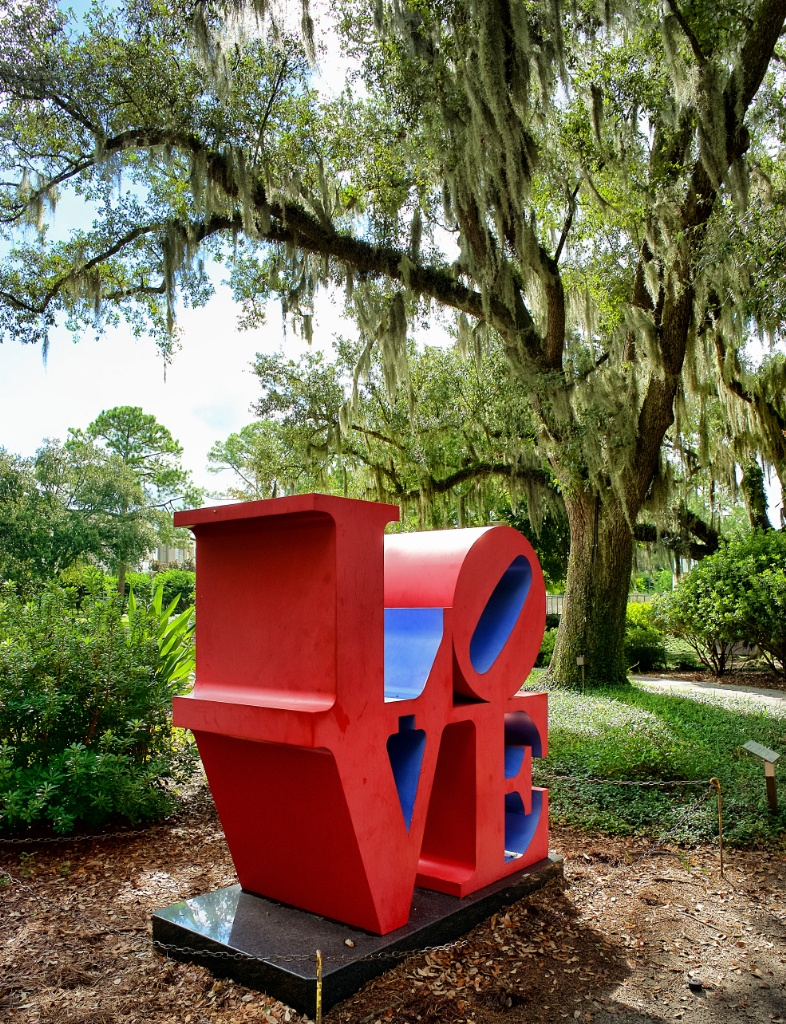 Join NOMA's docents for a free guided tour of the Sydney and Walda Besthoff Sculpture Garden on Fridays, Saturdays, and Mondays, weather dependent, at noon.