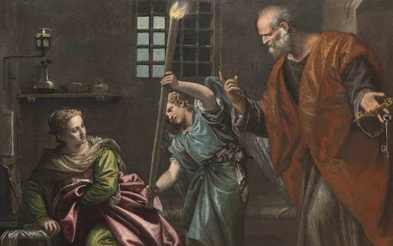Video: Venetian masterpieces by Paolo Veronese arrive at NOMA