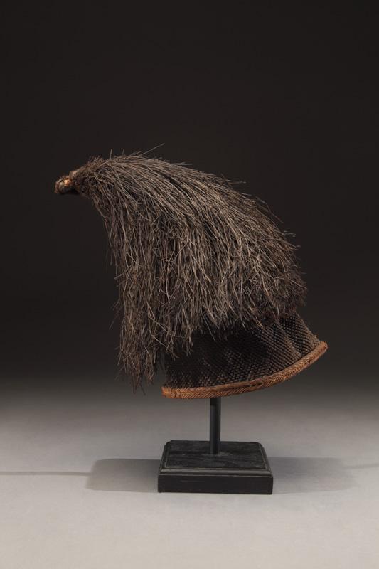 Bwami Society Insignia Hat