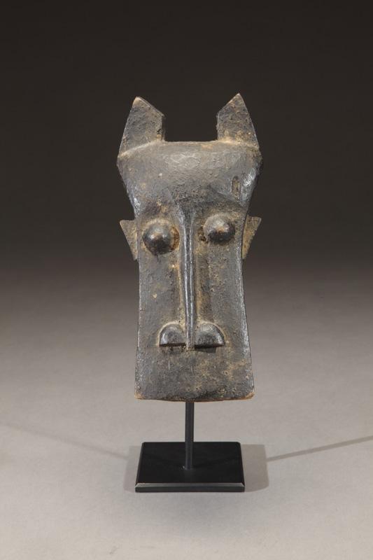 Masquette in Form of Feline Head