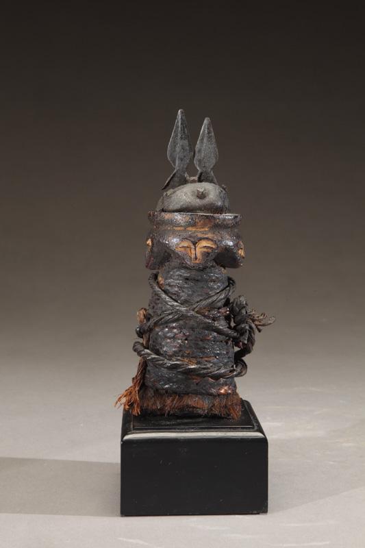 Four Faced Ritual Figure