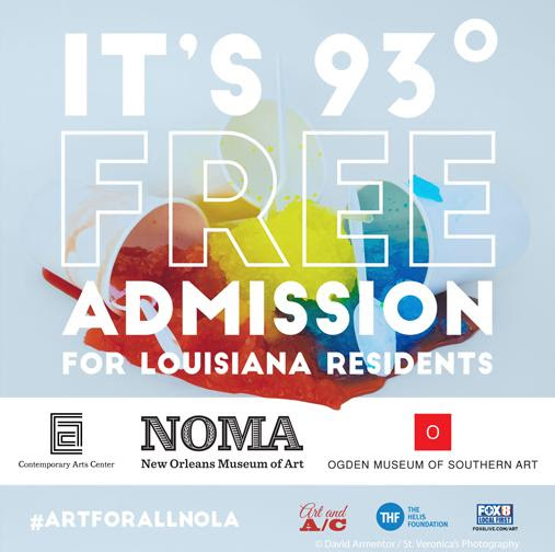 Art U0026 AC: Cool Off At NOMA For Free On Hottest Days In August Courtesy Of  The Helis Foundation