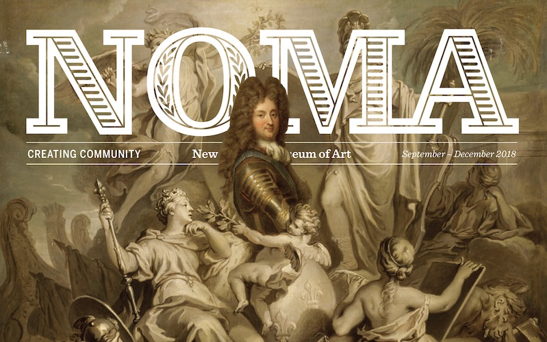 READ THE LATEST EDITION OF NOMA MAGAZINE