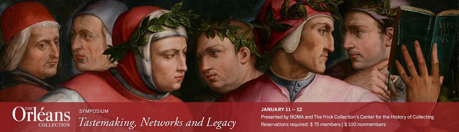 Sign up for a series of public lectures from January 11-12 focusing on art in 17th-century Europe and the long-lasting influence of the Duke of Orléans.