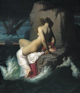 Léopold Burthe (American, 1823–1860), <em>Angelique</em>, 1852, Oil on canvas, 46 x 39 1⁄3 in., Museum purchase with funds provided by Michael and Susie McLoughlin, 2018.27.1a
