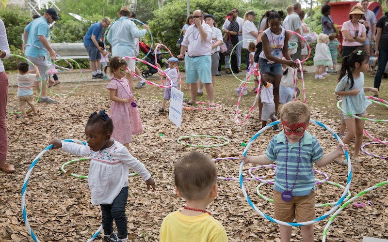 Purchase advance tickets for April 13 NOMA Egg Hunt and Family Fest