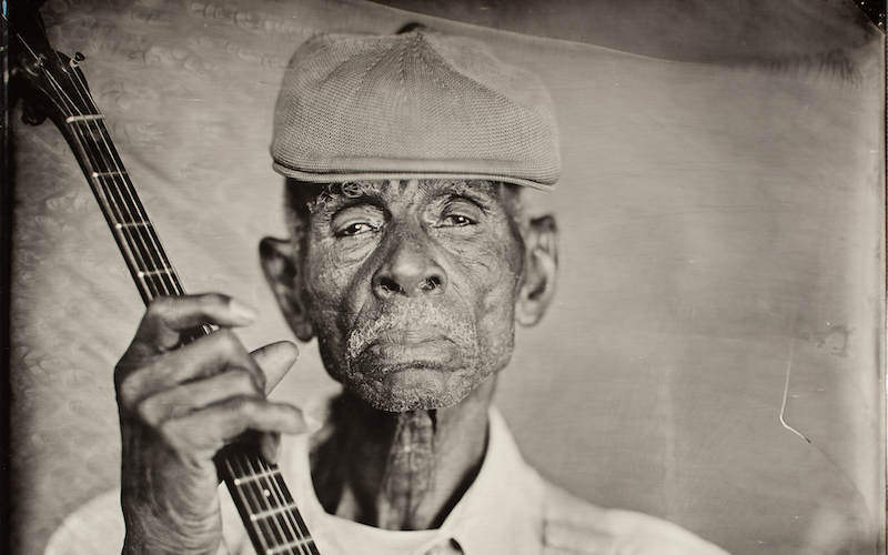 Timothy Duffy captures roots musicians on tintype photos