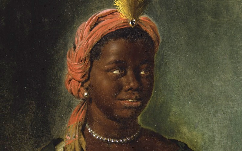 18th-Century African tronie added to Dutch Golden Age Collection