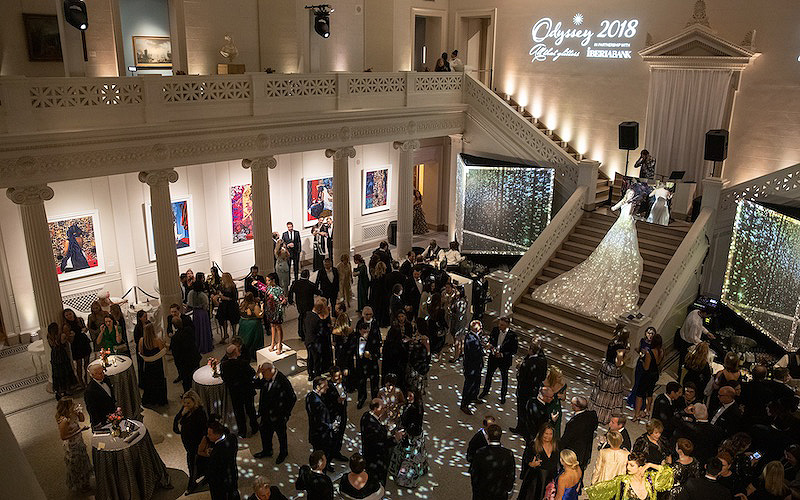 Odyssey Ball presented by IBERIABANK: Tickets on sale for Nov. 15th Mystère Louisiane gala