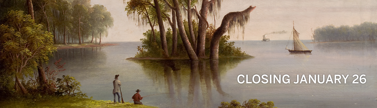 Nineteenth-century artists drawn to Louisiana's swamps, bayous, and waterways redefined the genre of landscape painting.