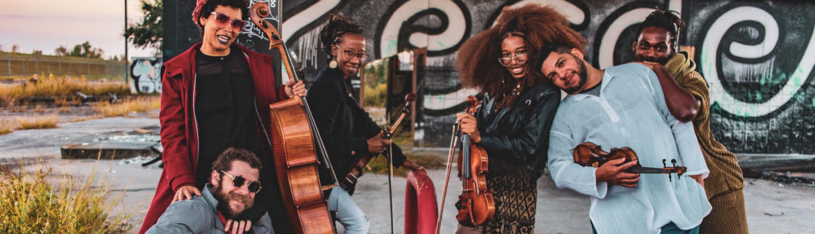 As the exhibition Inventing Acadia comes to a close, a New Orleans-based string band pays homage the Creole diaspora on Sunday, January 26th.