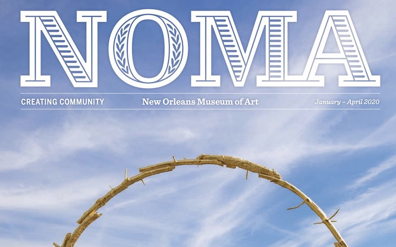 Keep up to date on events and exhibitions with digital NOMA Magazine