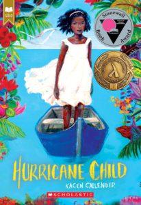 Hurricane Child by Kacen Callendar